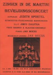 Bevrijdingsconcert - Jan Brens