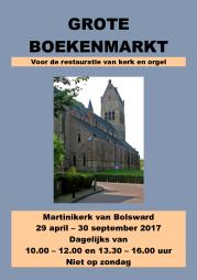 Boeken voor de Martinikerk.