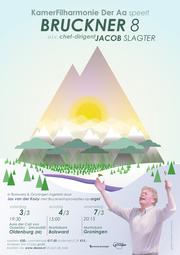 KamerFilharmonie Der Aa speelt Bruckner 8