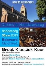 Concert op Hemelvaart